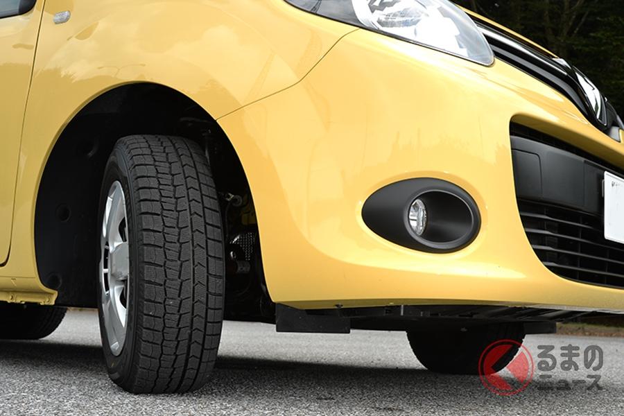 夏に冬タイヤは問題ある? スタッドレスタイヤのまま走行するとおきる問題とは