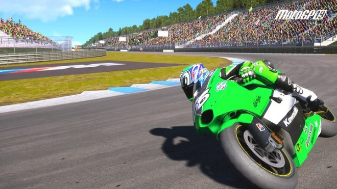 プレイステーション4/スイッチ向け『MotoGP 19』、9月26日発売。電動バイクMotoEや高難度モード追加