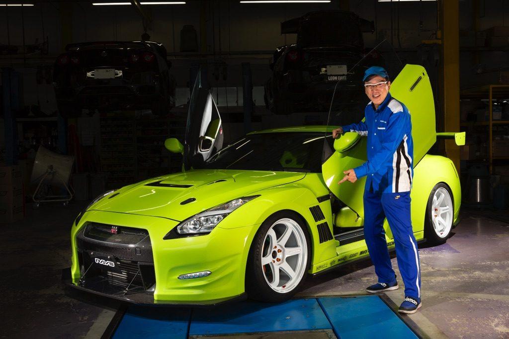 """「GT-Rの足元は""""最強""""で飾るべきだ」新たなボルクレーシング史上最強モデルがクールすぎる!【最強ホイール解体新書】"""