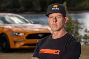 豪州SC:元王者ジェームス・コートニー、シリーズ再開前にフォード・マスタングでの復帰を発表