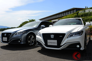 「いつかはクラウン」日本を代表する高級車と国内外のライバルを比較してみた