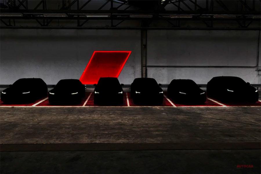 6車種の新型アウディRS、RSQ3/同スポーツバック/RS4/RS6/RS7/RSQ8 年内発表に
