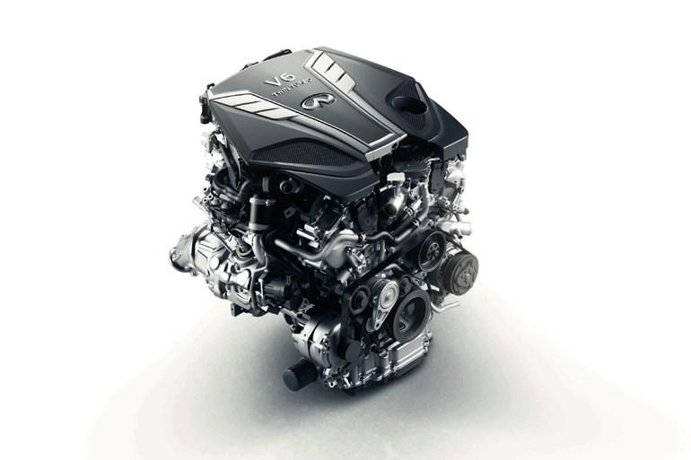 日産、VQに代わる新エンジンVR30を発表