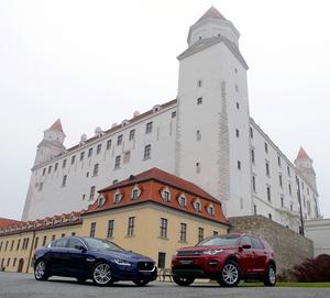 ジャガー・ランドローバー スロバキアに製造工場新設を決定!