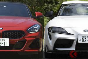 発売から1年経ったBMW「Z4」とトヨタ「スープラ」。似て非なる兄弟車のスポーツ思想の違いとは