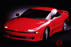 超ド級なハイパフォーマンス4WDスポーツ! 三菱「GTO」を振り返る
