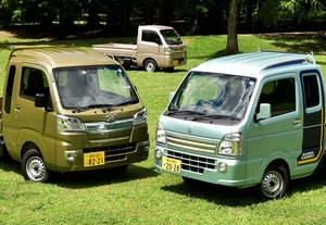 軽トラ界の革命児!!! 「ジャンボ軽トラック」はなぜ大人気となったのか?