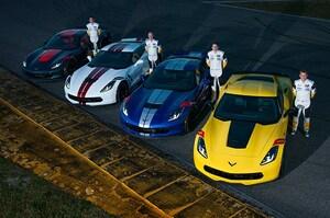 米GM、コルベットをレーシングな雰囲気に変身させる新パッケージオプションを発表