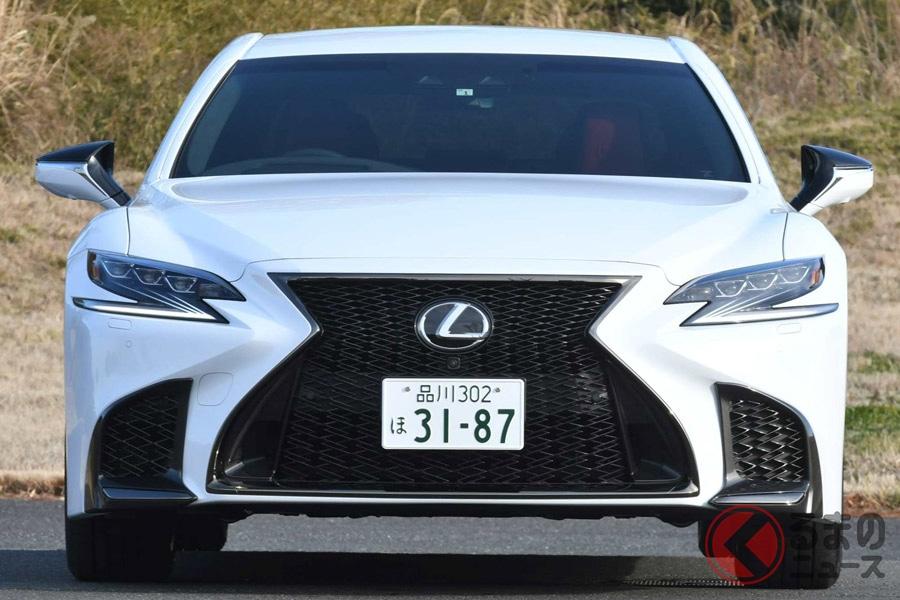 レクサス新型HVは異次元の加速感? 2020年登場の4WD車の実力とは
