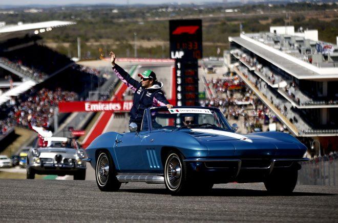ペレス、ピットレーンスタートから10位「トロロッソとのランキング争いを左右する重要な1点に」:F1アメリカGP