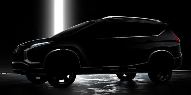 これは何だ?三菱自動車、新クロスオーバーMPVをインドネシアでもうすぐ世界初披露