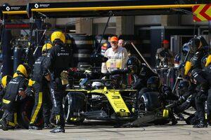 ルノーF1、空力部門を刷新。フェラーリやウイリアムズで活躍したスタッフを責任者に起用