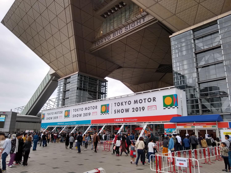 東京モーターショー2019閉幕!130万人超え大盛況となった背景は?
