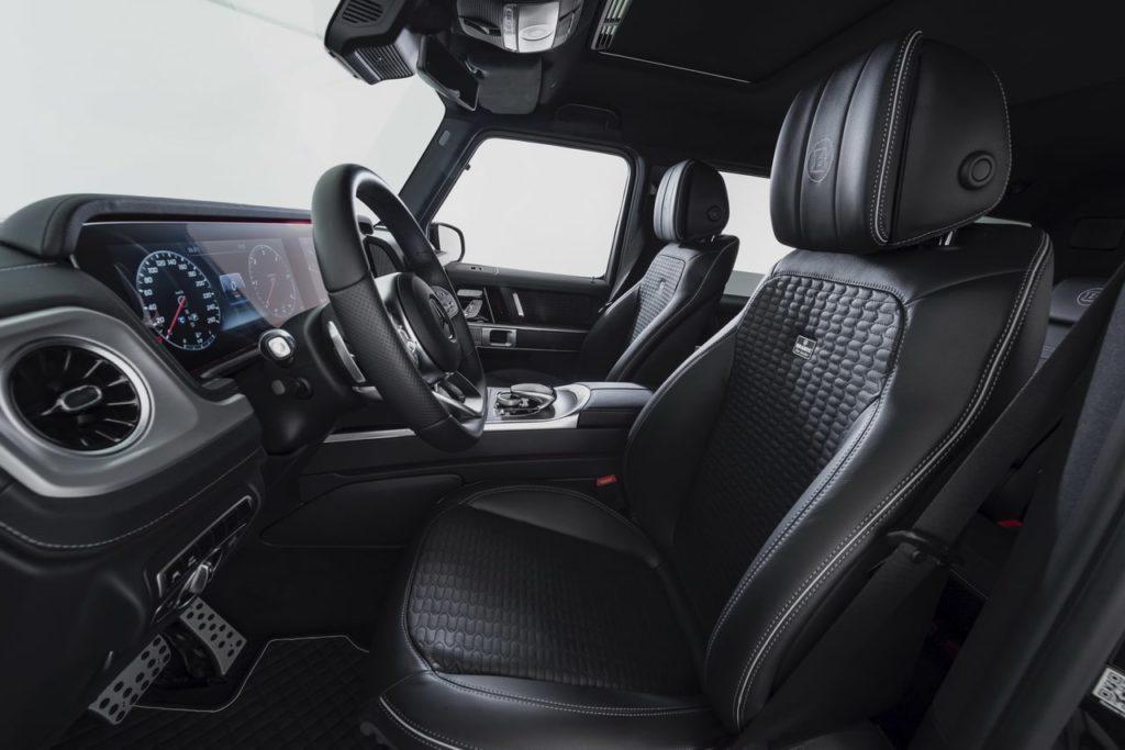 「ブラバス アドベンチャー」、メルセデスG 350 dをベースに330hpへとパワーアップ