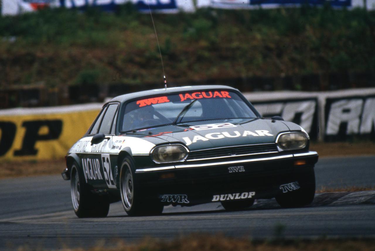 【グループAの名車 08】ジャガーXJSが1986年インターTECでスタリオンとポールポジション争い!