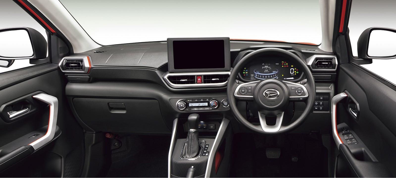 ダイハツ、新型コンパクトSUV「ロッキー」を発売。1リッターターボ+CVTで価格は170万5000円~