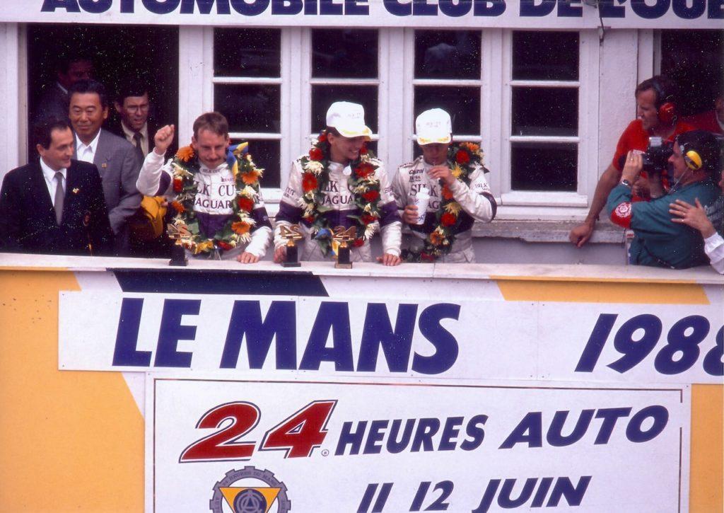 アンディ・ウォレス、ル・マン24時間ウィナーからブガッティのテストドライバーへと華麗なる転身