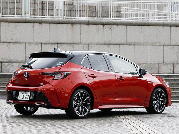 【試乗】新型 トヨタ カローラスポーツ|登場からわずか1年で大人な乗り味に進化したスポーツハッチ