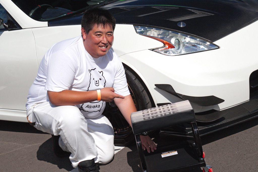 「超高級素材に拘ったフェアレディZ(Z34)の衝撃」ドライカーボンにチタン、そして24金・・・【W-Option JAMBOREE】
