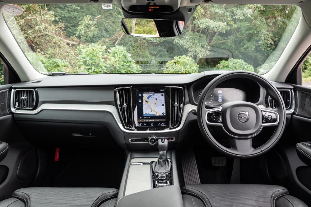 ボルボの新世代セダン、S60に緊急試乗。Dセグセダン最上といえる走りの質感!