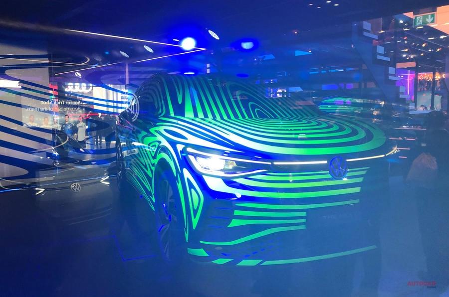 【真のグローバルモデル】フォルクスワーゲンID.4 SUV ニューヨーク・モーターショーで発表 4月