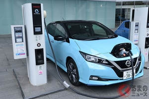 EVは充電がなくなったらどうなる? 電欠時の対処法や事前の注意点とは