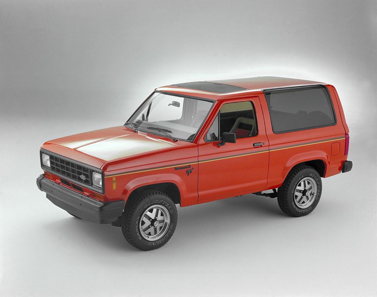 「スピード」でキアヌも乗りこなしたスタイリッシュSUVのフォード ブロンコ、米でまもなく24年ぶりの復活