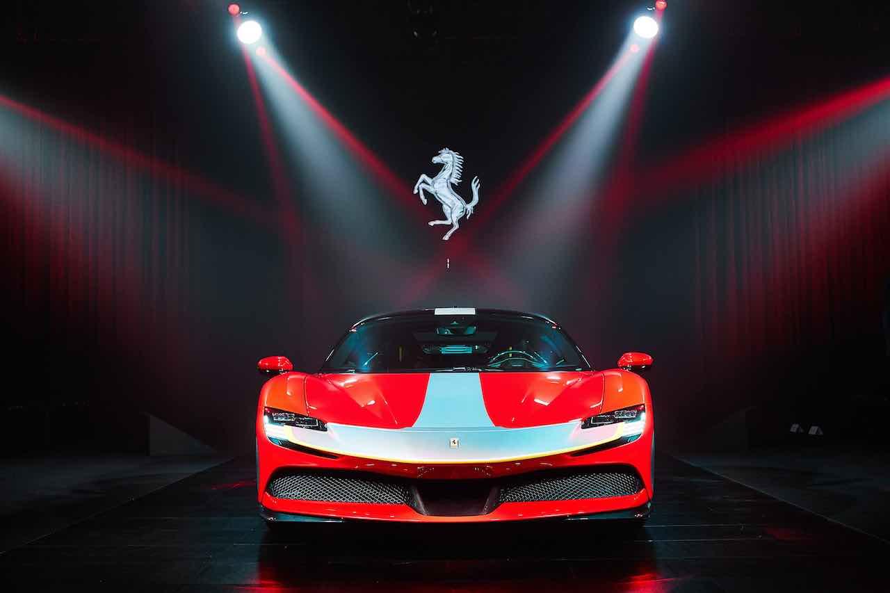 フェラーリ、2年連続で世界最強のブランドに輝く