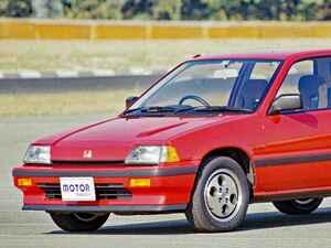 【昭和の名車 154】3代目となるワンダーシビックはZC型DOHCの「Si」で存在感を高めた