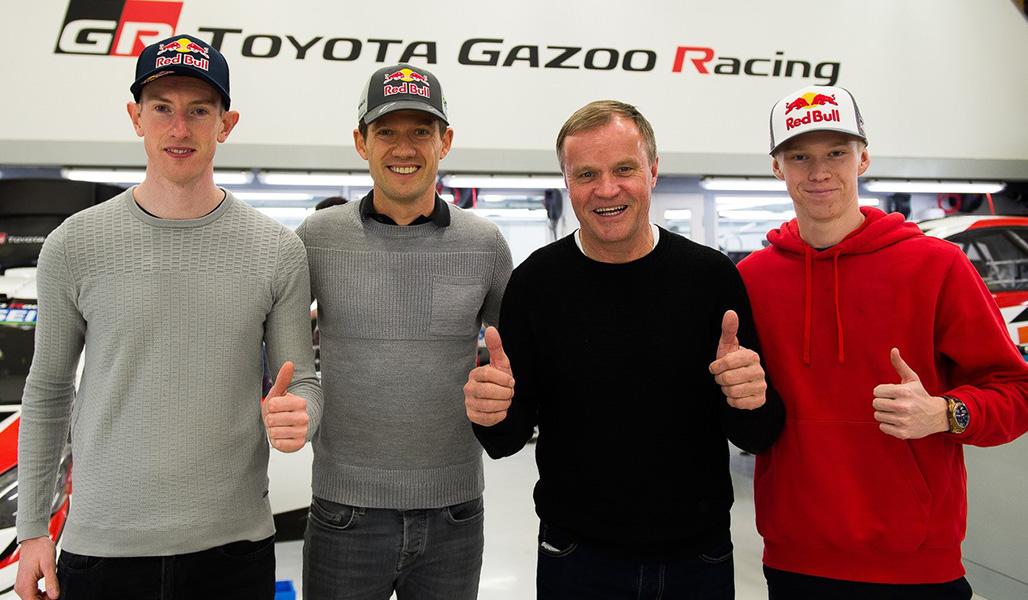 大阪オートメッセにGRヤリスがやってくる!【先行予約2週間で約2000台】