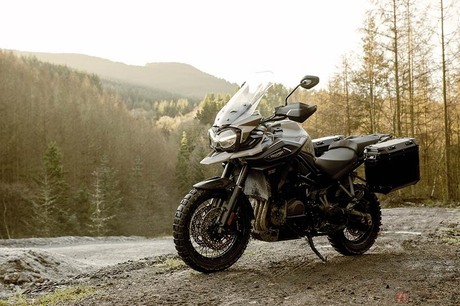 トライアンフ「Tiger 1200 Desert Special Edition」発表 発売は2020年春を予定