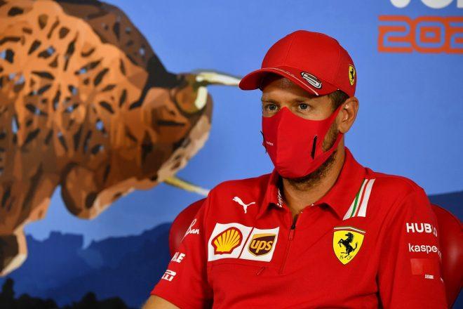 ベッテル、フェラーリF1離脱の経緯を語る「チームからのオファーはなし。契約を延長するつもりはないと言われ驚いた」