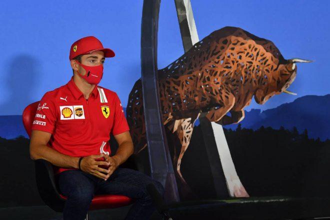 F1オーストリアGP木曜会見:全ドライバーが出席。フェラーリはチームオーダーよりもマシンパフォーマンスを懸念