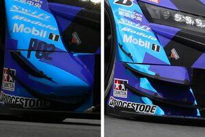 【スーパーGT公式富士テスト分析】ホンダNSX-GTが新型エアロを投入でGRスープラとの差を詰める
