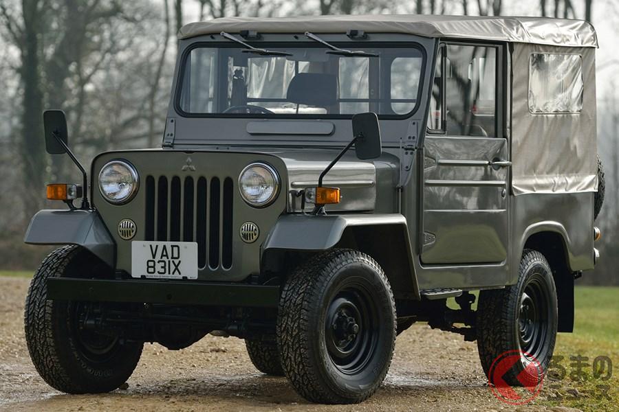 まさに究極のSUVか!? 軍用車から派生したオフロードカー3選