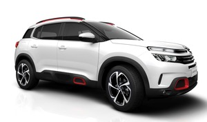 シトロエン、グランド C4 スペースツアラーとC5 エアクロス SUVの価格を改定