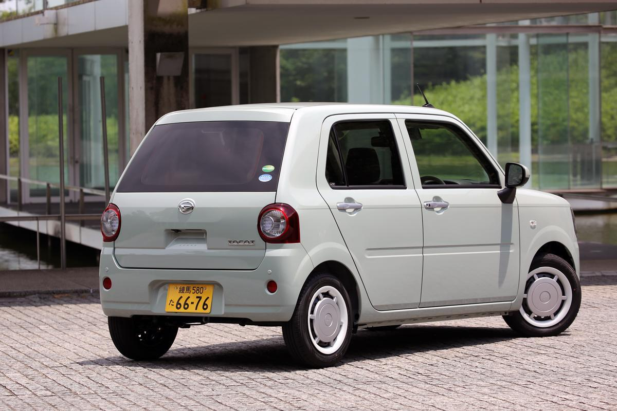ミニマム女子必見! 運転中の「見えない……」を感じにくい見切りのいい国産モデル4選