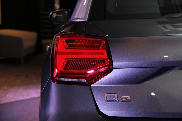 アウディ最小のSUV、新型「Q2」がデビュー。全幅は扱いやすい1795mm