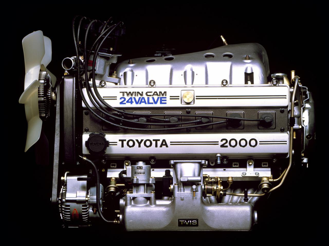 【昭和の名機(12)】2Lに特化してハイソカーブームの立役者となったトヨタ1G-GEU型とそのファミリー
