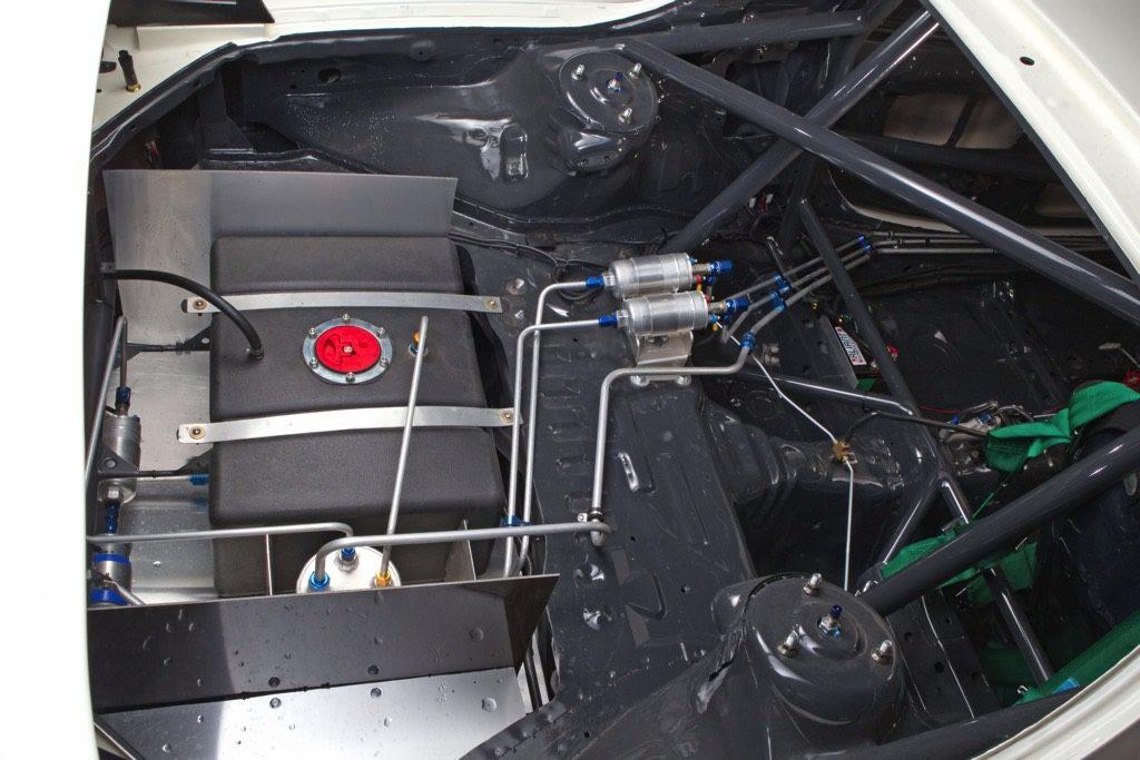 「筑波サーキットを54秒台で駆け抜ける超軽量FD3S」ロータリー最速の座まであと0.579秒!