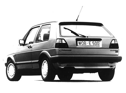 噂のホットハッチついに上陸! VWゴルフ GTI 16V 【徳大寺有恒のリバイバル試乗記】