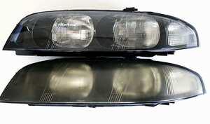 紫外線で黄ばんだヘッドライトが甦る!R33スカイラインGT-R用カバー発売