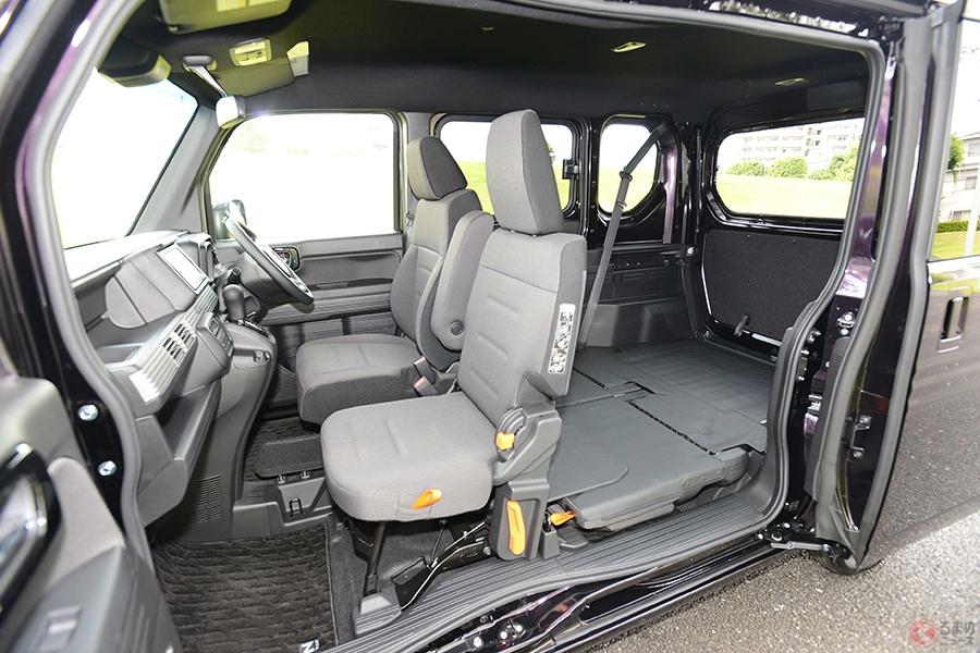ホンダ軽バンの新機軸「Nバン」、最大のライバルは「Nボックス」!?