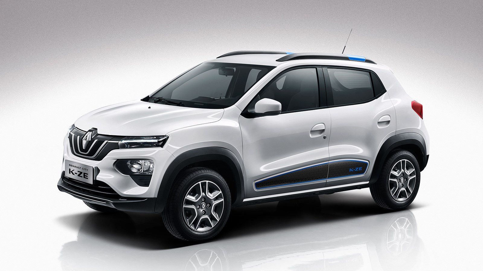 ルノー、中国向けに新しい小型EVを発表  PM2.5センサーを搭載