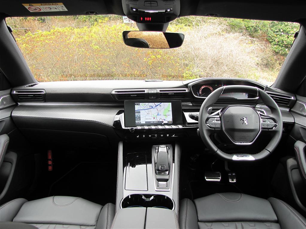 新型プジョー508に内燃機関の未来像を見た!〈Peugeot 508 国内初試乗〉