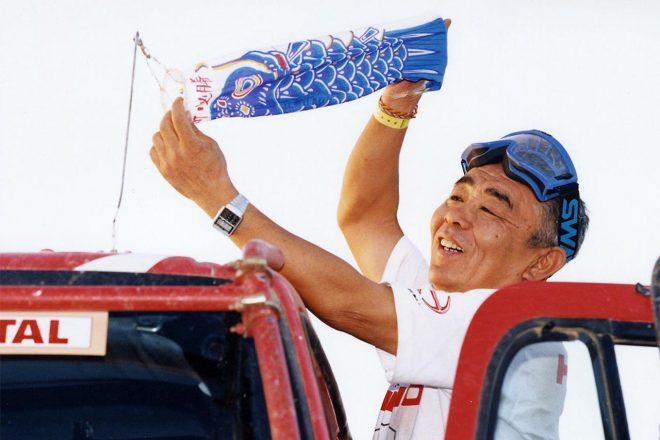 """世界最多連続出場36回。ダカールラリーの""""鉄人""""菅原義正が2019年大会をもっての引退を発表"""