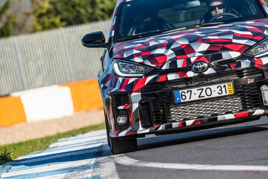 【WRC前提の3ドア】トヨタGRヤリス・プロトタイプ 新開発1.6L 3気筒ターボ 後編