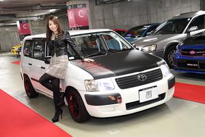 「東京ガールズカーコレクション」美女たちの華麗なるクルマ愛に迫る【画像60枚】