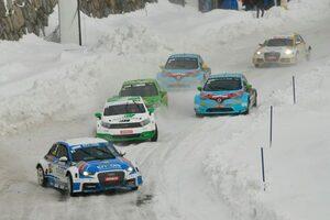 EV氷上戦『アンドロス・トロフィー』第2戦は初日キャンセルも、パニスが開幕から連勝