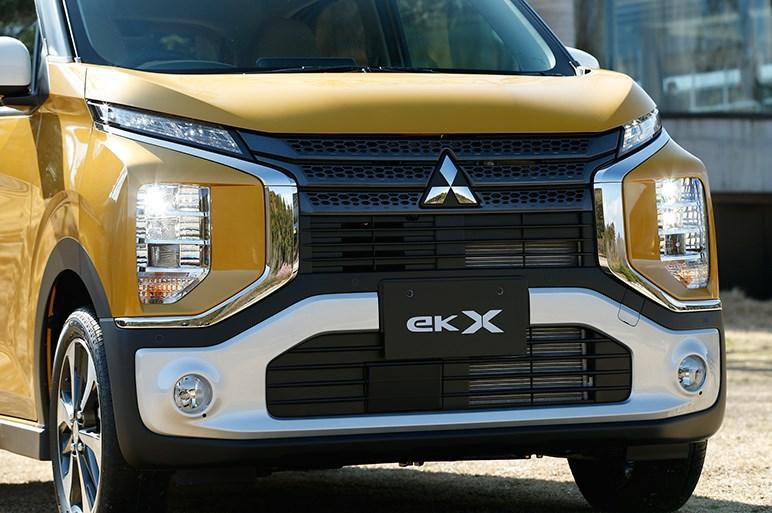 新型「eK ワゴン&eK クロス」発売 インパクトあるデリカ顔は受け入れられるか?